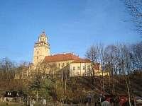 Zámek Moravský Krumlov - Olbramovice