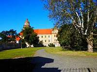 Zámek Moravský Krumlov - chalupa k pronájmu Olbramovice
