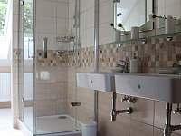koupelna v patře - Petrovice