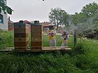 Včelaření pro děti - Petrovice