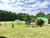Levné ubytování Vodní nádrž Těšetice Chalupa k pronájmu - Olbramkostel