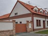 Penzion Dolní Dunajovice - pohled z ulice
