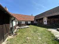 ubytování na Drahanské vrchovině Chalupa k pronájmu - Kulířov