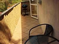 balkon a sezení