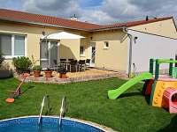 Rodinný dům na horách - dovolená Jižní Morava rekreace Břeclav - Charvátská Nová Ves