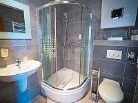 Sprchový kout v p.6 - vila k pronájmu Blatnička