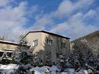 Chalupa k pronajmutí - dovolená Koupaliště Bystřice nad Perštejnem rekreace Doubravník