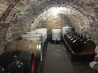 Vinný sklípek - chata k pronájmu Mutěnice
