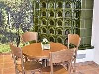 Interiér vinařství