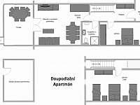 Hlohovec - apartmán k pronajmutí - 17