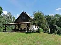 Chalupa Hostíkovice - ubytování Hostíkovice