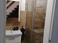 Koupelna - chalupa k pronájmu Hostíkovice