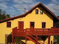 Samostatný apartmán s balkonem k pronájmu Chodeč - Vysoká u Mělníka - Kokořínsko