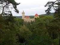 hrad Kokořín - Jestřebice