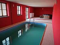 Bazén a vířivka