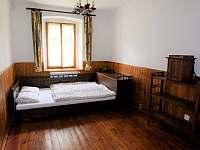 Dvoulůžková ložnice č.2