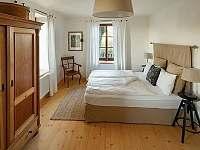 ložnice apartmán Kokořín - Korce