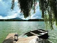 Chata u Milčanského rybníka - chata - 29 Holany - Hostíkovice