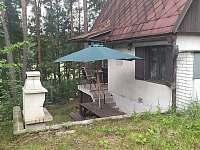 Chata k pronajmutí - pronájem chaty - 12 Holany - Hostíkovice
