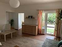 Apartman s terasou - ubytování Doksy - Obora