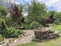 Zahrada - apartmán k pronájmu Doksy - Obora