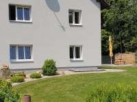 Dům se zahradou - apartmán ubytování Skalka u Doks