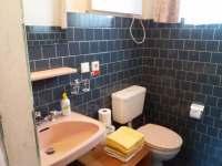 Apartmán přízemí WC,sprcha - pronájem Doksy