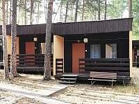 ubytování v chatkách k pronájmu