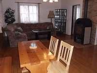 obývací pokoj - Staré Splavy