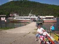 přístaviště s pláží 850m - Staré Splavy