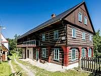Chalupa k pronajmutí - dovolená Máchovo jezero rekreace Jestřebí - Újezd
