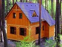 ubytování u Máchova jezera Chata k pronajmutí - Doksy