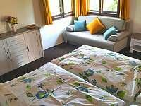 ložnice Benonka - chata k pronajmutí Bezděz