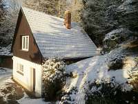 Chata k pronájmu - dovolená Bazén Mělník rekreace Dolní Zimoř