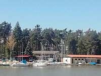Máchovo jezero - Boreč