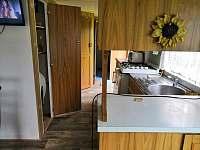 Kuchyňka - pronájem chaty Bezděz