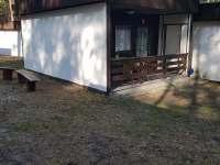 Chatka u Máchova jezera - ubytování Staré Splavy