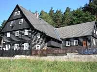 ubytování na chalupě k pronájmu Jestřebí - Újezd