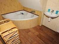Koupelna v mezonetu
