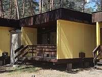 Chata Máchovo jezero - Staré Splavy - ubytování Staré Splavy