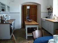 Kuchyň - Mošnice