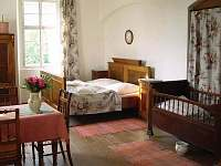 Pokoj č. 4a - chalupa ubytování Mošnice