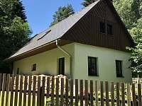 Chata k pronajmutí - dovolená Máchův kraj rekreace Mšeno
