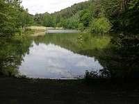 okolí rybník U Vrby