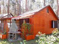Levné ubytování na Kokořínsku Chata k pronajmutí - Staré Splavy