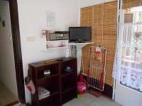 Veranda s TV