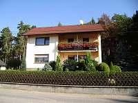 Staré Splavy rodinný dům  ubytování