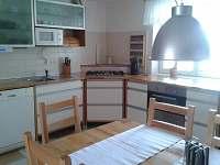 kuchyň - rekreační dům k pronájmu Doksy