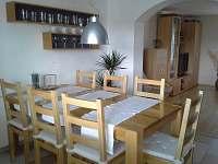 kuchyň - pronájem rekreačního domu Doksy