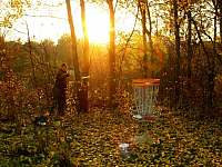 podzimní zážitky s dicgolfem - Doksy - Žďár